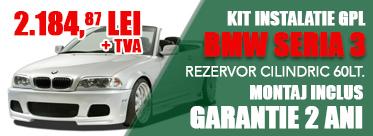 Oferta Kit instalatie GPL BMW Seria 3
